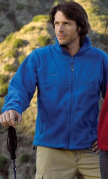 B348 Full Zip Fleece Jacket Mens Steens Mountains