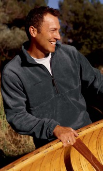 B355 Quarter Zip Fleece Pullovers