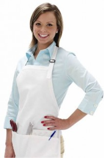 B2115 Medium Length Restaurant Aprons