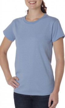 B408 Organic Short Sleeve Ladies T-Shirt