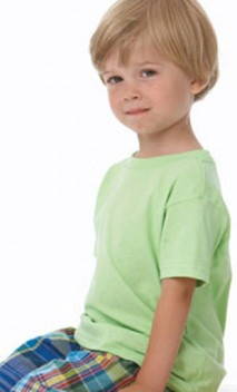 B445 Toddler Cotton T-shirts