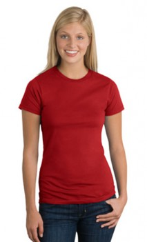 B470 Perfect Light Weight Tee Junior Ladies