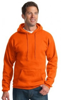 B477 Hooded Sweatshirts 9oz Mens 50/50