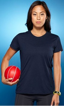 B577 4.5 oz. Classic Fit Performance Ladies T-Shirt