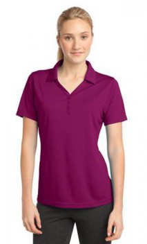 B664 Ladies PosiCharge Micro-Mesh Polo