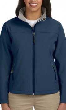B679 Ladies' Soft Shell Jacket
