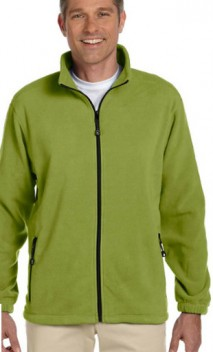 B681 Men's Wintercept Fleece Full-Zip Jackets