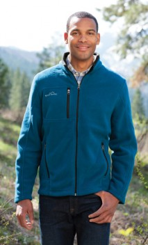 B704 Full-Zip Fleece Jacket