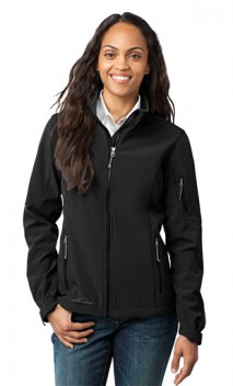 B717 Ladies' Soft Shell Jackets