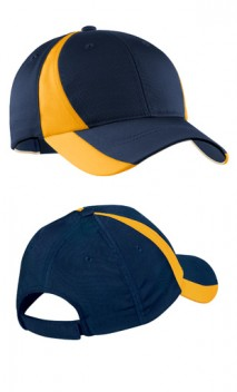 B689 Dry Zone Nylon Colorblock Cap