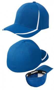 B233 Flexfit Performance Color Block Cap