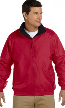 B852 Nylon Fleece Lined Jacket