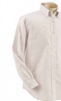 B366 Oxford Long Sleeve Shirts