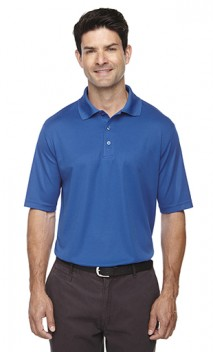 B909 Men's Performance Pique Polos