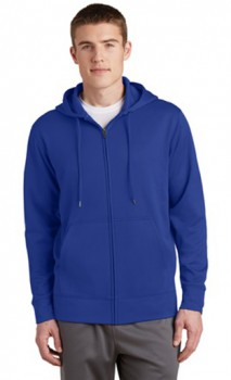 B919 Sport-Wick Fleece Full-Zip Hooded Sweatshirts
