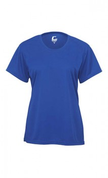 B931 C2 Sport Wicking short sleeve ladies t-shirts