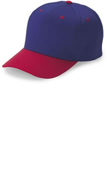 B200 Cotton Twill High Profile Structured Caps