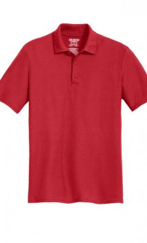B965  Double Pique Polo Short Mens