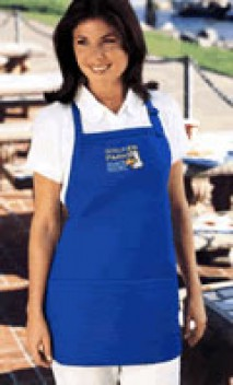 B380 Medium Length Restaurant Aprons