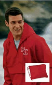 B386 Pullover Jacket in a Pocket s