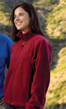 B349 Full Zip Fleece Ladies Benton Springs