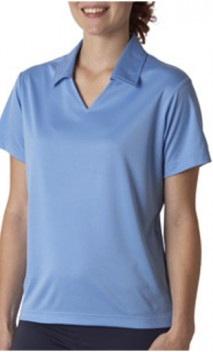 B426 Ladies Wicking Polos