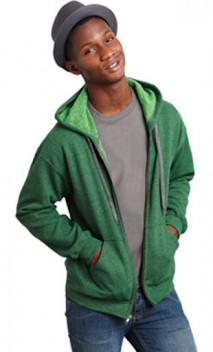 B584 8 oz. Heavy Blend Vintage Classic Full-Zip Hoods