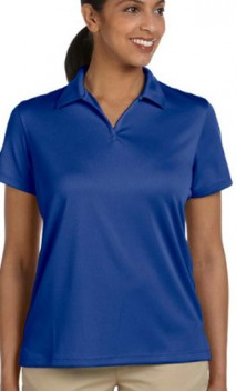B649 Ladies' 3.5 oz. Double Mesh Sport Shirt