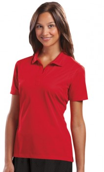 B659 Ladies Micropique Sport-Wick Polos