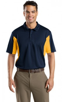 B661 Side Blocked Micropique Sport-Wick Polos