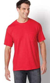 B686 All-American Tee with Pocket
