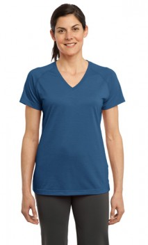 B693 Ladies Ultimate Performance V-Neck