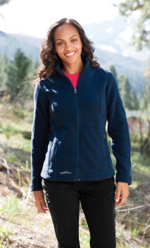 B712 Ladies Full-Zip Fleece Jacket