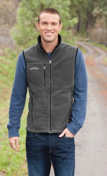 B713 Fleece Vests