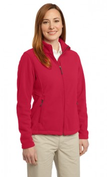 B595 Ladies Value Fleece Jacket