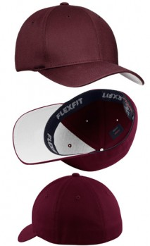 B235 Flexfit Cotton Twill Caps