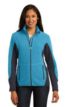 B879 Ladies R-Tek Pro Fleece Full-Zip Jackets