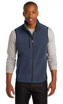 B884 R-Tek Pro Fleece Full-Zip Vest