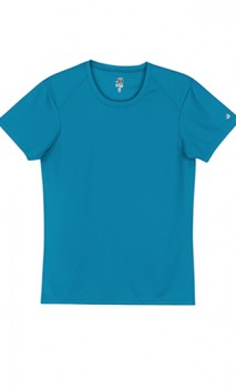 B933 Womens Wicking Short Sleeve T-shirt