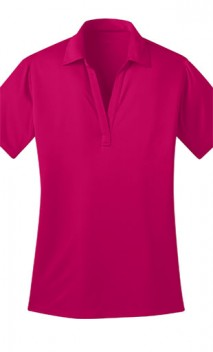 B968 Ladies Silk Touch Performance Polos