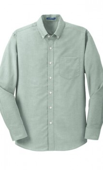 B971 Mens SuperHero Oxford Shirt SuperPros