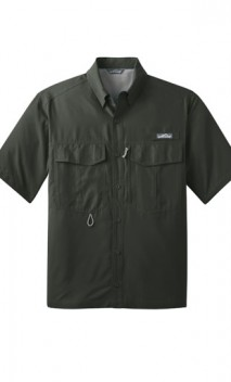 B1003 Short Sleeve Performance Fishing Shirts