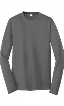B1038 Long Sleeve Cotton Touch™ Wicking Tees
