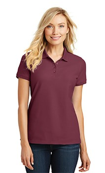 B1058 Ladies Core Classic Pique Polo