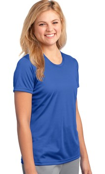 B1055 Wicking Ladies Performance Tee