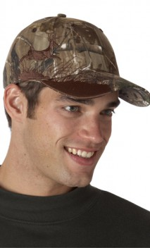 B230 Realtree Camo Wildlife Caps